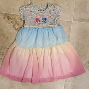 Shimmer and Shine 18 month dress